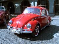 Девятое ежегодное ралли классических автомобилей в Москве , фото 15