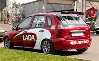 Lada Kalina примет участие в автокроссе, фото 1