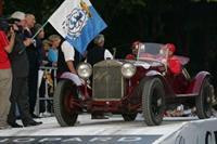 Alfa Romeo побеждает в легендарной гонке Mille Miglia 2007 , фото 2