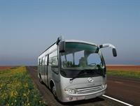 Автобусы «Группы ГАЗ»  завоёвывают Сибирь, фото 1