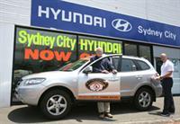 Дизельный Hyundai Santa Fe установил новый рекорд, фото 1