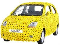 Chevrolet Matiz требует поливки, фото 1
