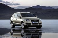 Audi Q7 получил пять звезд за безопасность, фото 1
