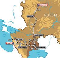 Ралли «Шелковый путь 2011» - больше чем гонка!, фото 2