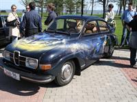 60 лет турбоконструктивного мышления Saab, фото 1
