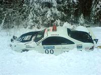 Автомобиль и зима, фото 1