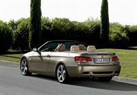 Кабриолет BMW 3-й серии