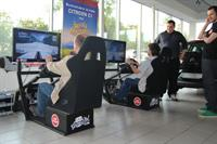 «У Сервис+» представил своим клиентам кроссовер Citroen С4 Aircross, фото 4