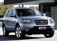 Hyundai Santa Fe с дизельным двигателем – лучший паркетный внедорожник 2006 года, фото 1