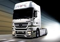 Грузовик-мечта - Mercedes-Benz Actros Space-Max, фото 1