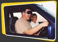 В Британии поймали слепого водителя, фото 1