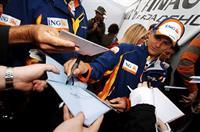 Хейкки Ковалайнен первым открывает двери в виртуальный мир Formula 1 , фото 4