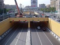 Подготовку территории под строительство дороги выделили в отдельный этап, фото 1