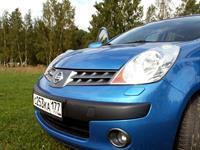 Nissan Note: Стильная машина для разборчивого семьянина, фото 5