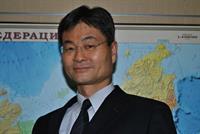"""Президент ООО """"Тойота Мотор"""" г-н Такеши Исогая"""